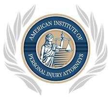 American Institute of Personal Injury Attorneys Badge