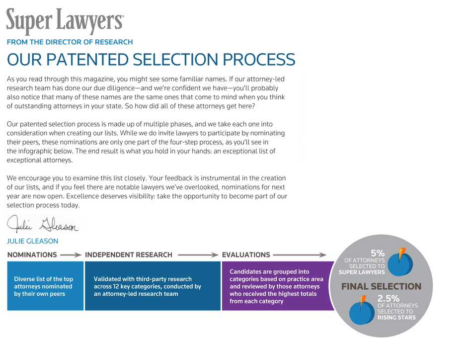 "Attorney Tanveer Shah selected by Super Lawyers to ""Rising Stars"" list."