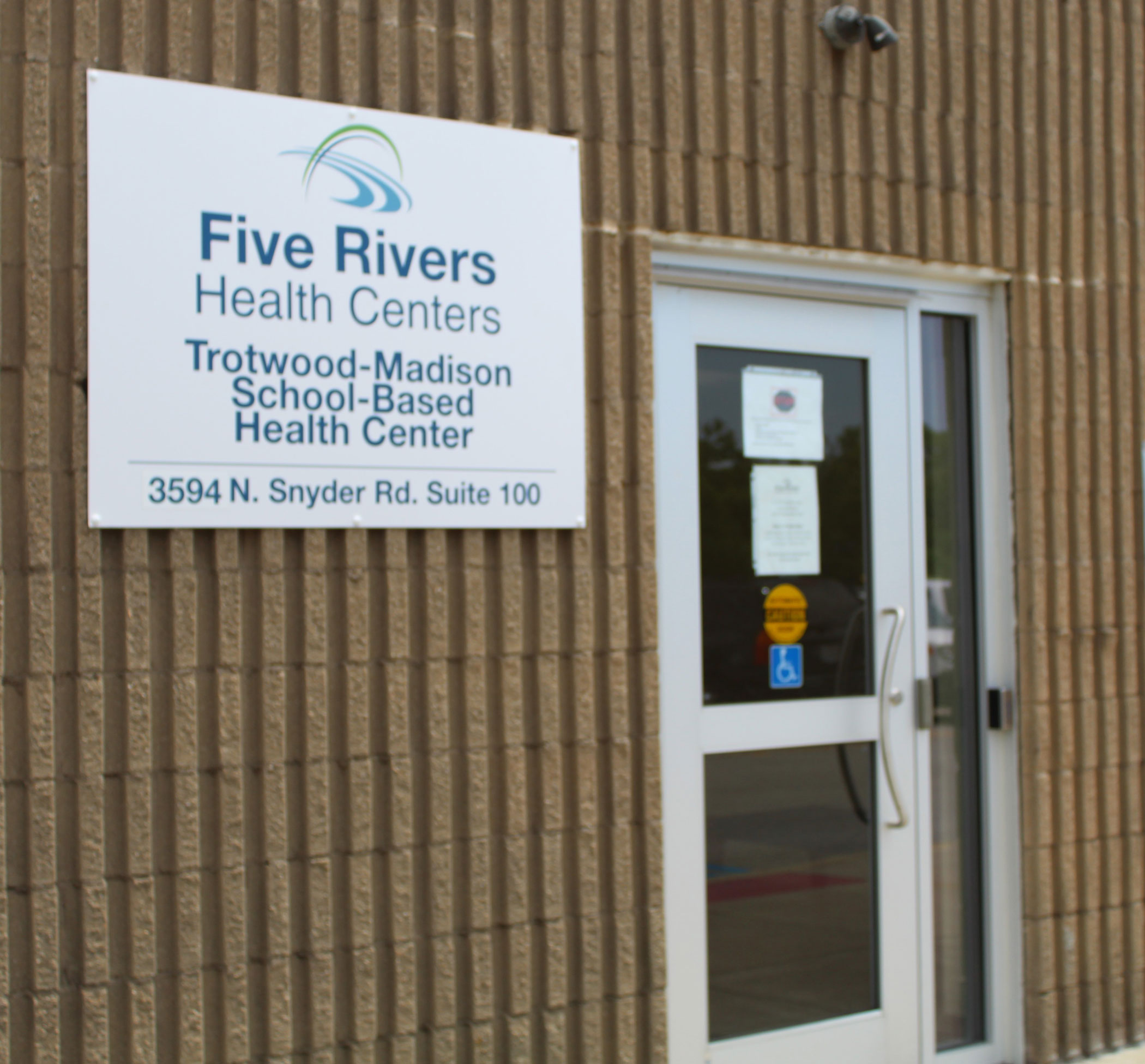 Trotwood-Madison School-Based Health Center