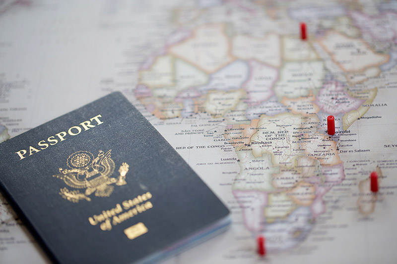 Passport Photography