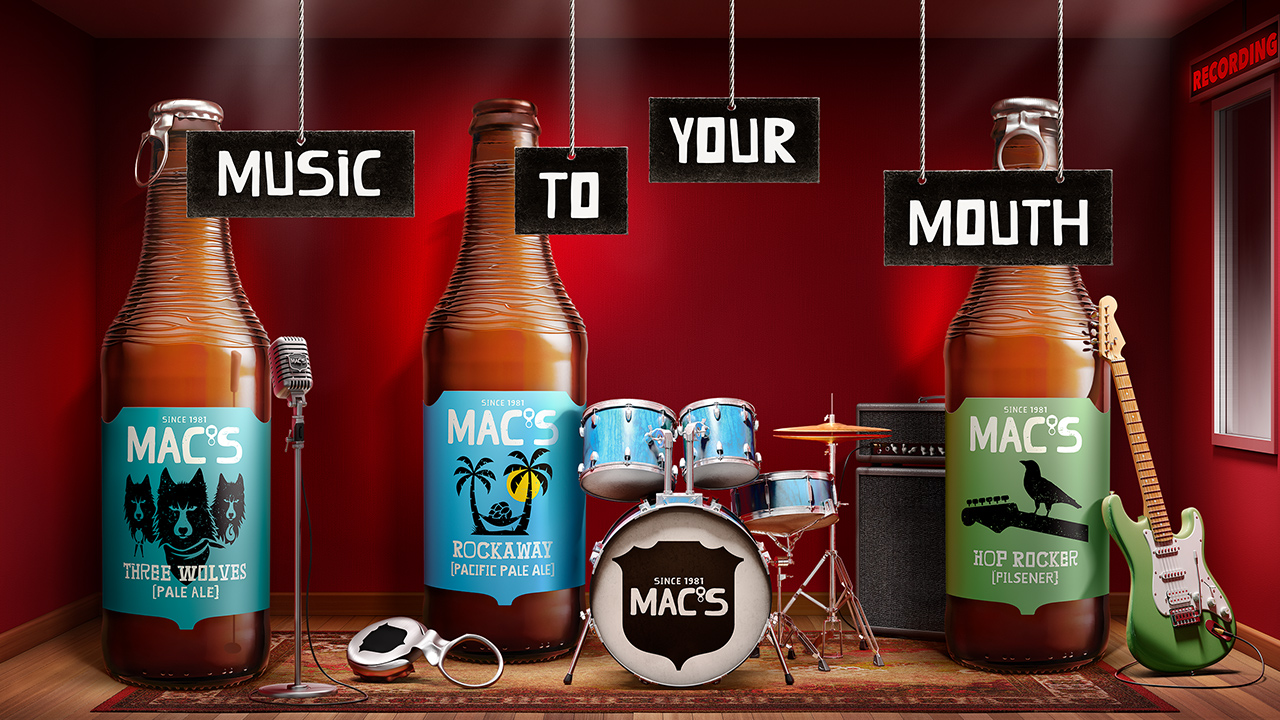 Mac's Craft Beer