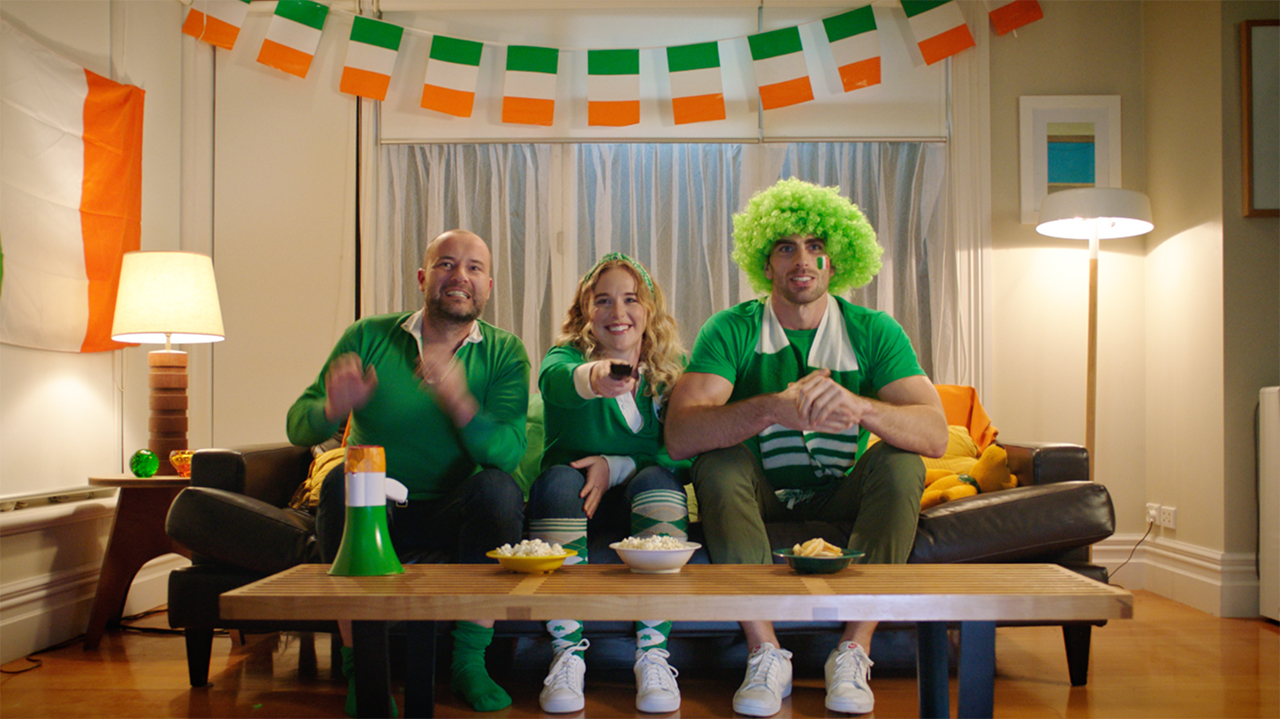 Safety Video for the Irish