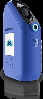 Blue Soberlink Cellular Device