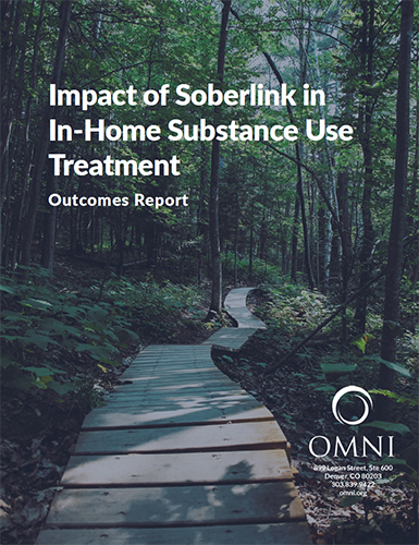 Impact of Soberlink in In-Home Substance Use Treatment - Outcomes Report