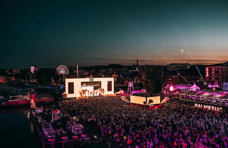 Palmesus blir del av festivalnettverk
