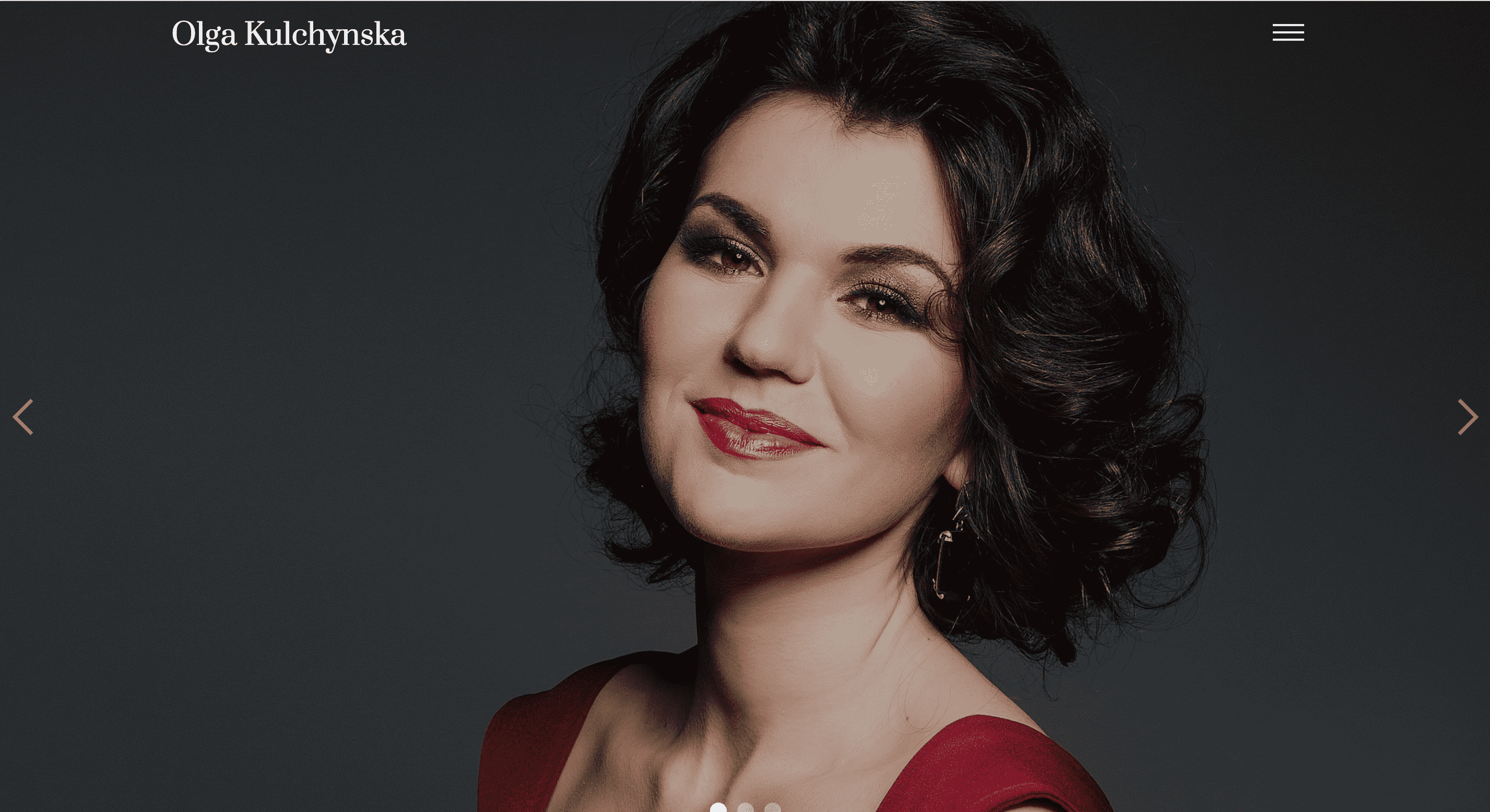 Olga Kulchynska : Unison Media