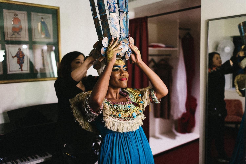 How a Fast-Rising Opera Singer Prepared for Her Met Debut