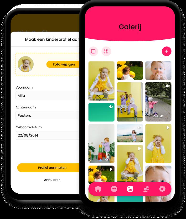 Kids app image