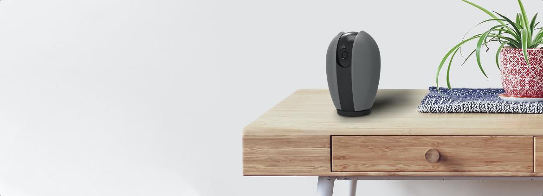 Indoor smart Camera
