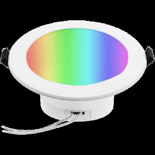Smat WiFi RGB Downlight, RGBWW