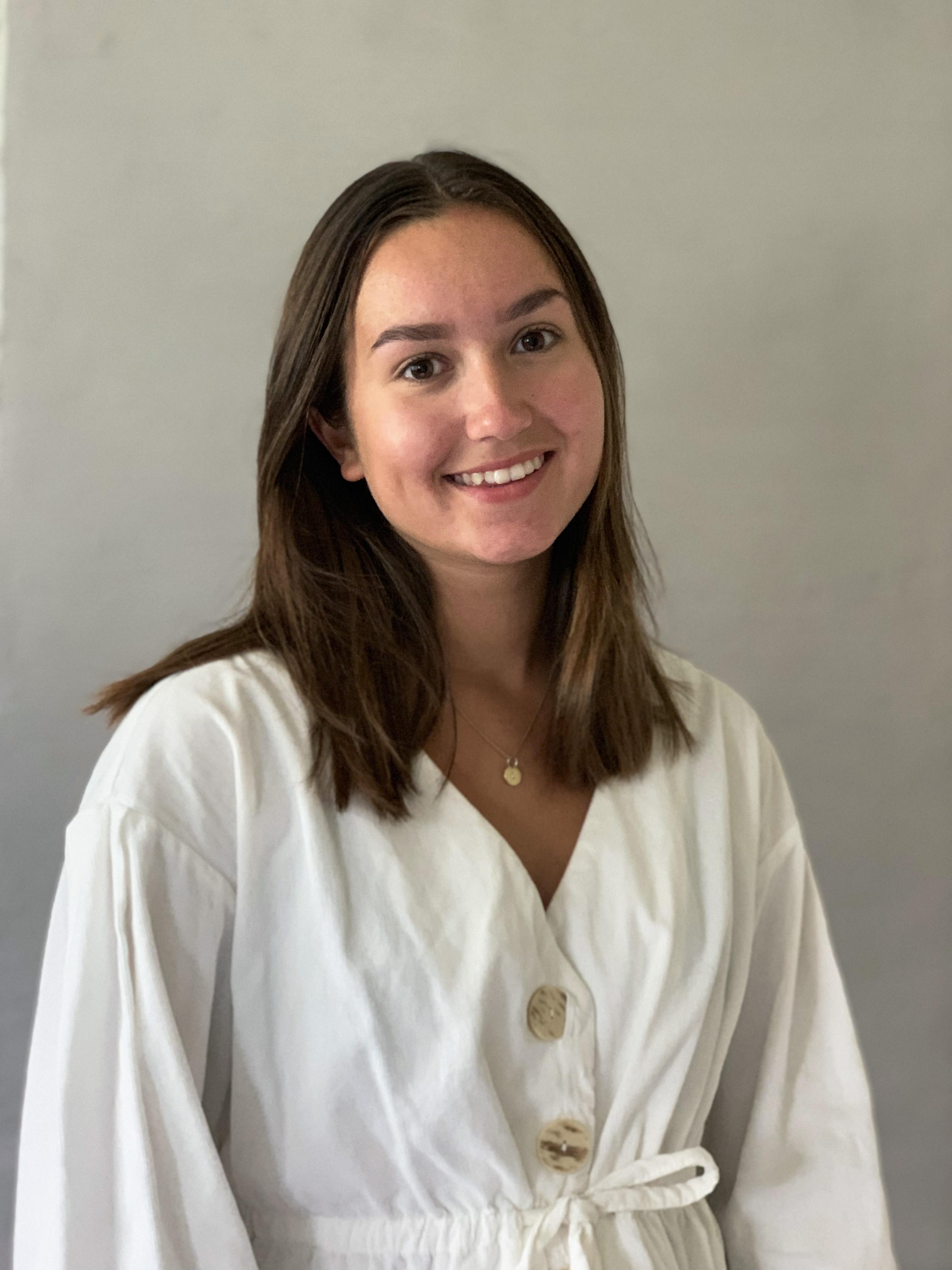 Portrett av Emma, tekstforfatter hos Learnlink