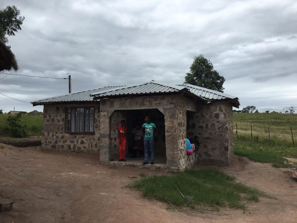 The Khuzwayo House is located about 15-20 minutes away from Eshowe