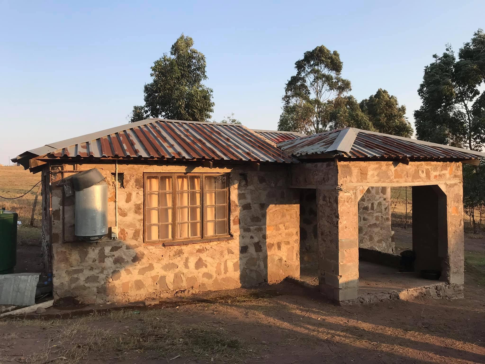 Khuzwayo House