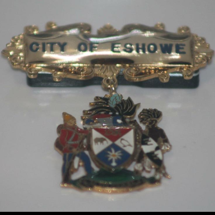 Eshowe Municipality's Medal of Honor