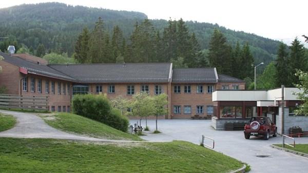 Leikanger barneskule, Norway