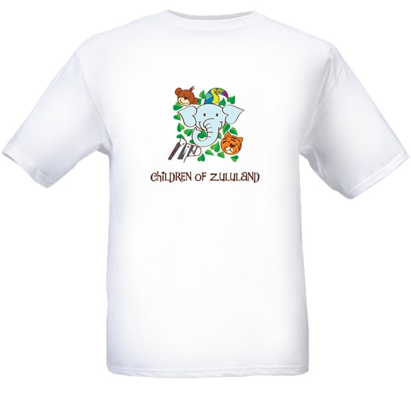 One of our t-shirts
