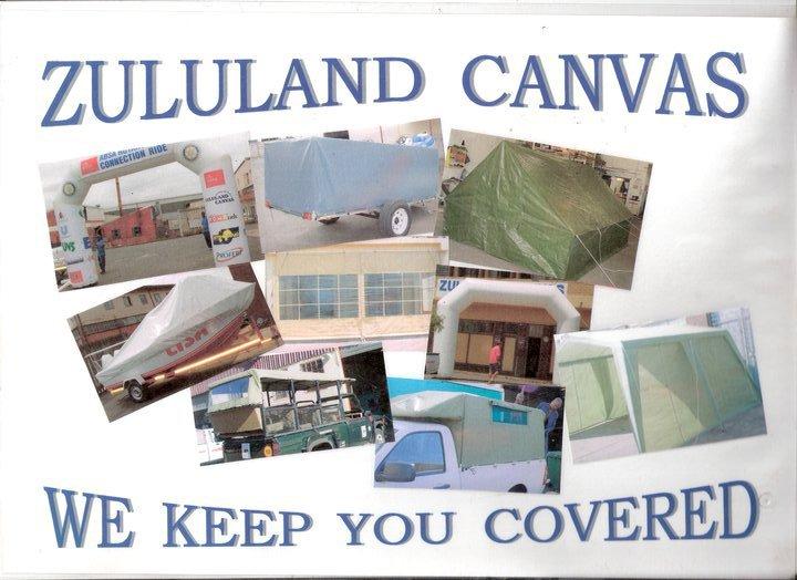 Zululand Canvas - Fulvio Pace