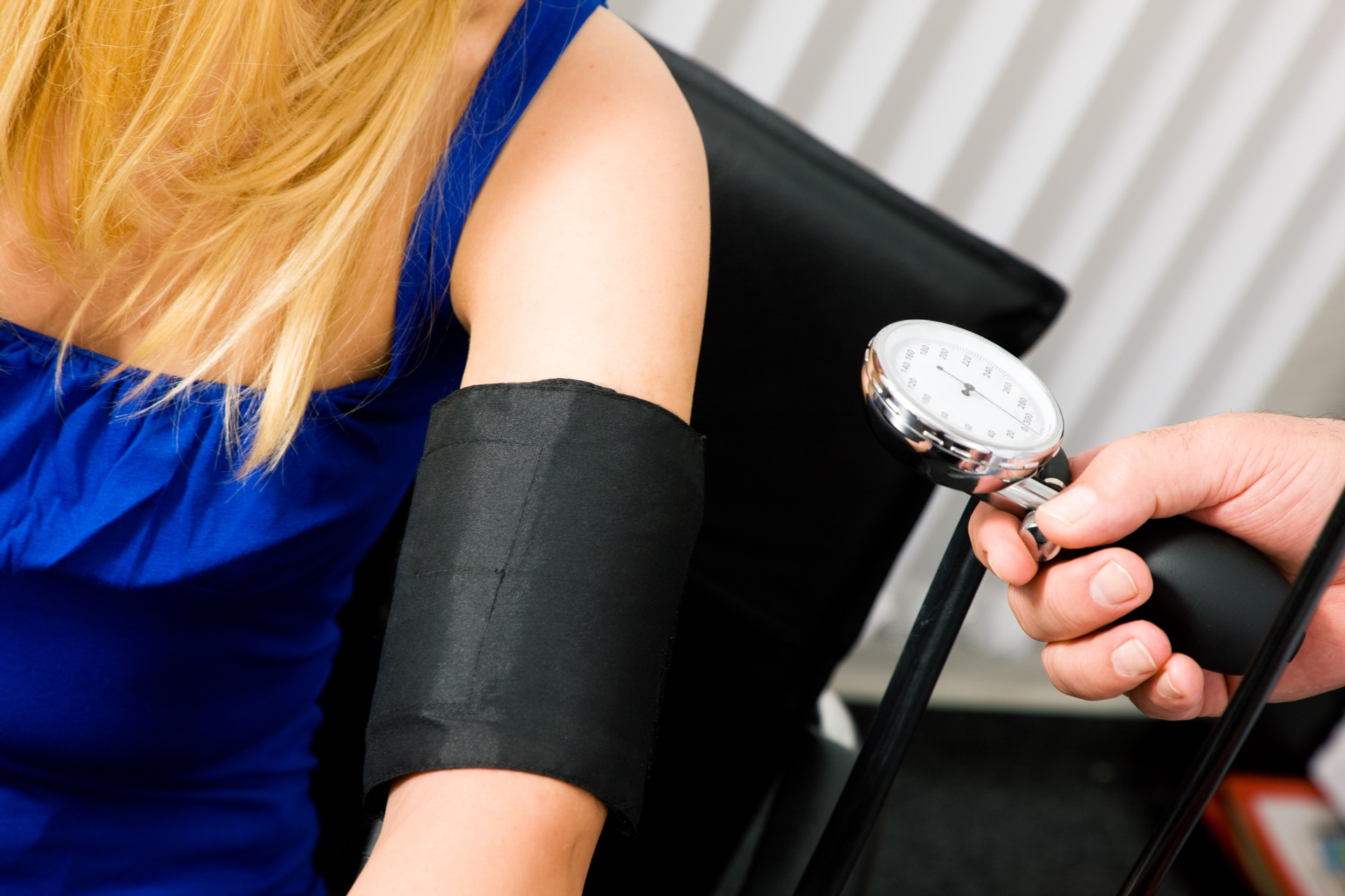 How Chiropractic Care Can Improve Blood Pressure