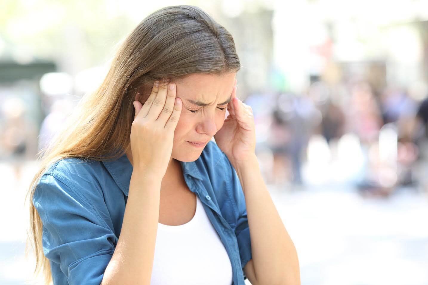 Natural Relief from Migraines with Chiropractic Care