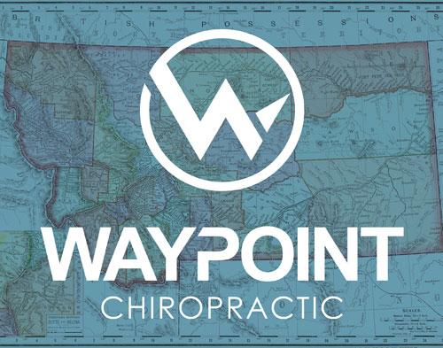 Waypoint Chiropractic map
