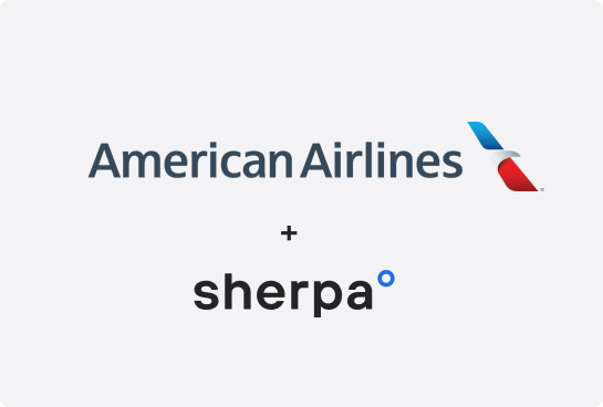 American Airlines announces Travel Guidelines tool powered by Sherpa