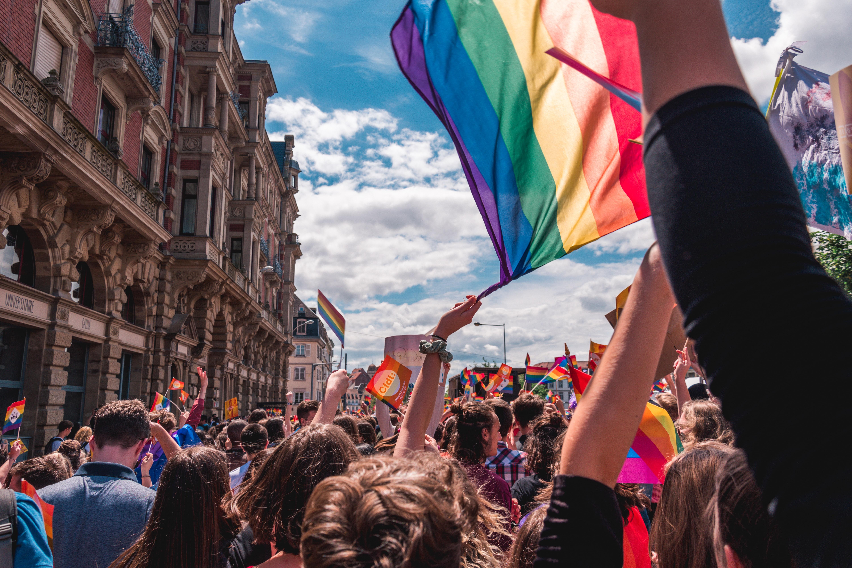 Celebrating Pride around the world