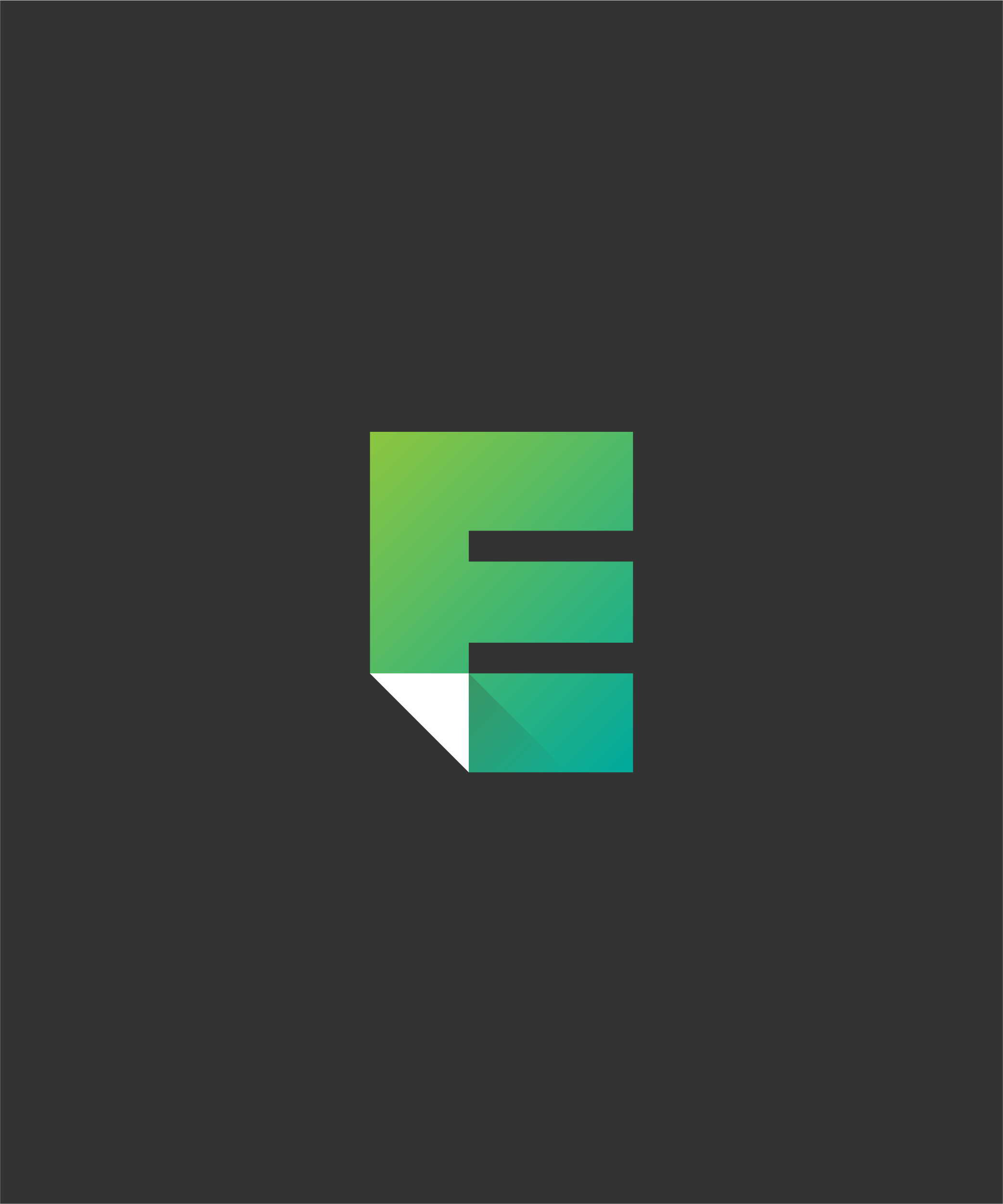 Image of Evolving Edge logo with a grey background