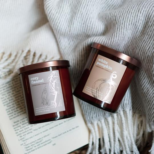 We strive to create a unique, quality product with each and every candle. Our candles are hand-poured in small batches with simple ingredients.