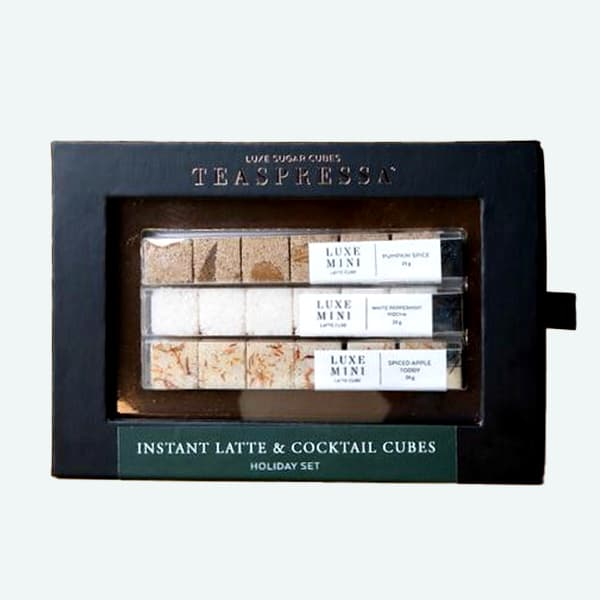 Holiday Instant Latte & Cocktail Cubes