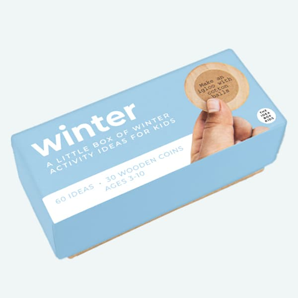 Winter Activity Box