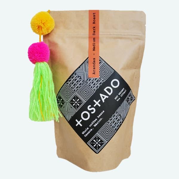 Arandas Whole Bean Coffee Bag