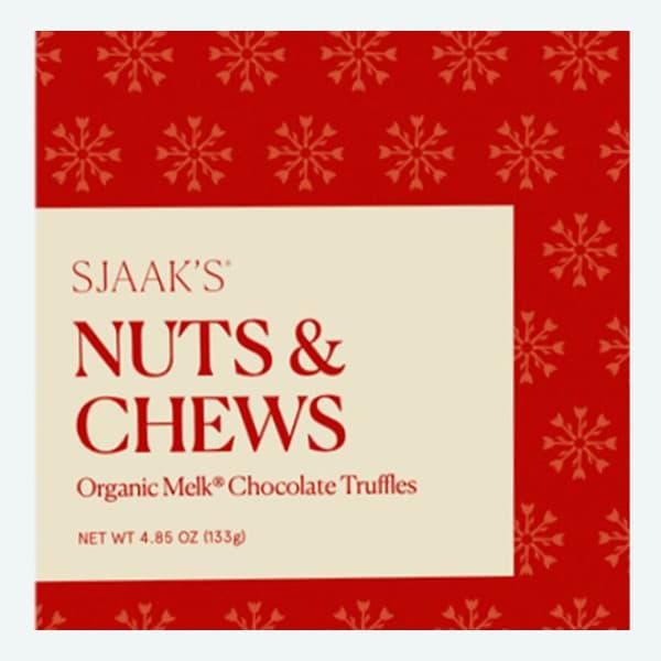 Nuts & Chews Chocolate Truffles