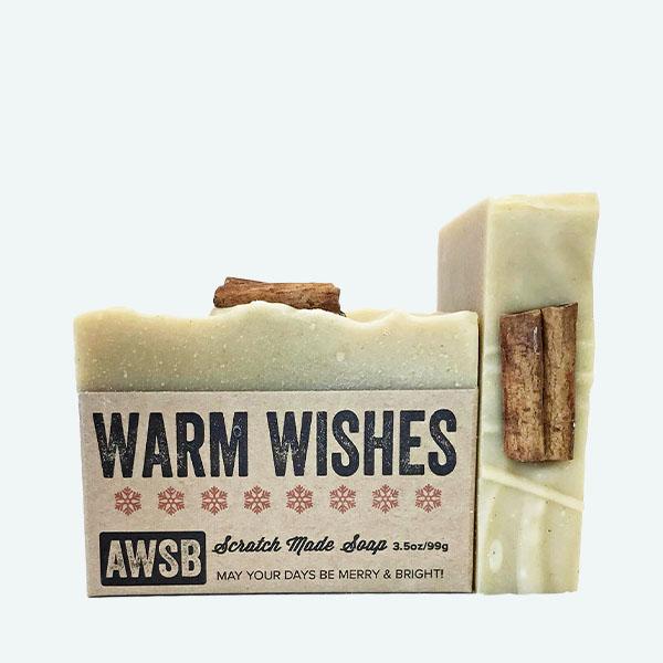 Warm Wishes Soap Bar