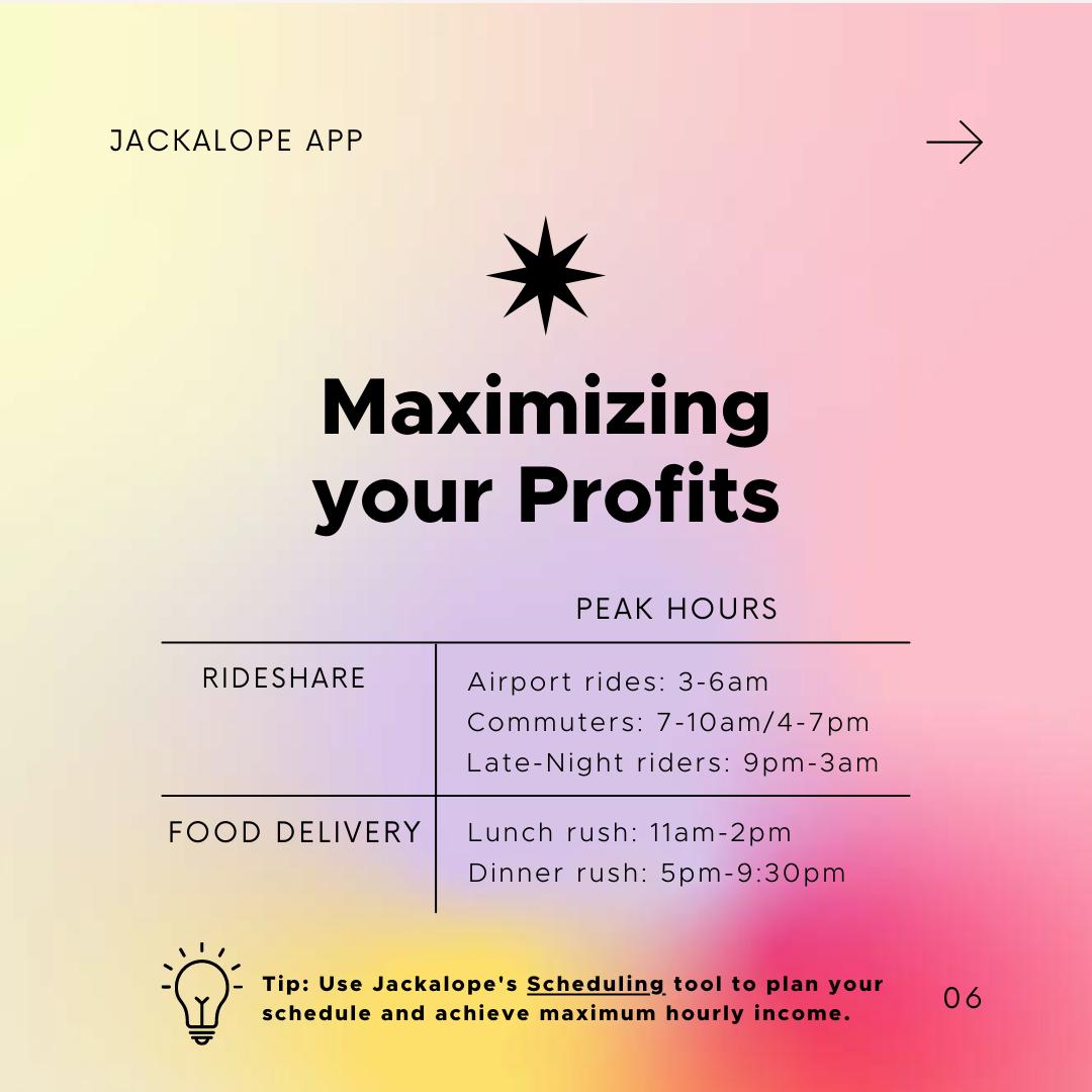 maximizing your profits self-employment