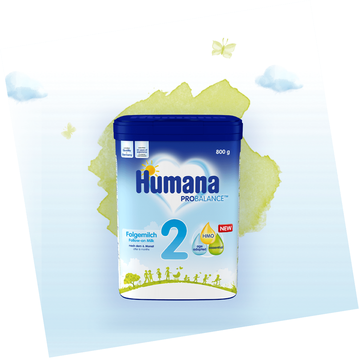hover-image for the client humana highlighting a packaging design from humana