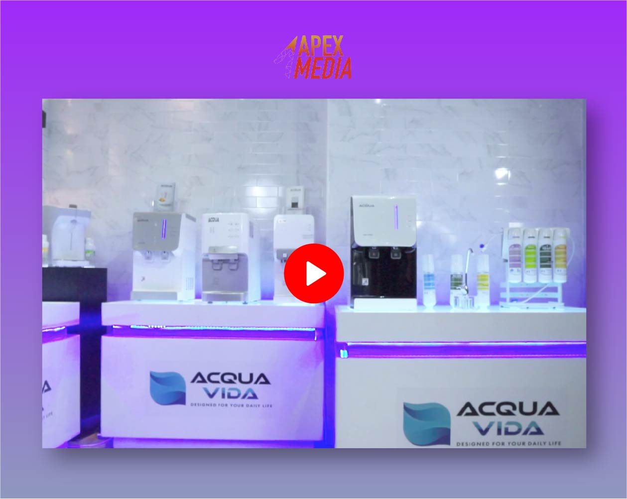 Acqua Vida Product Commercial