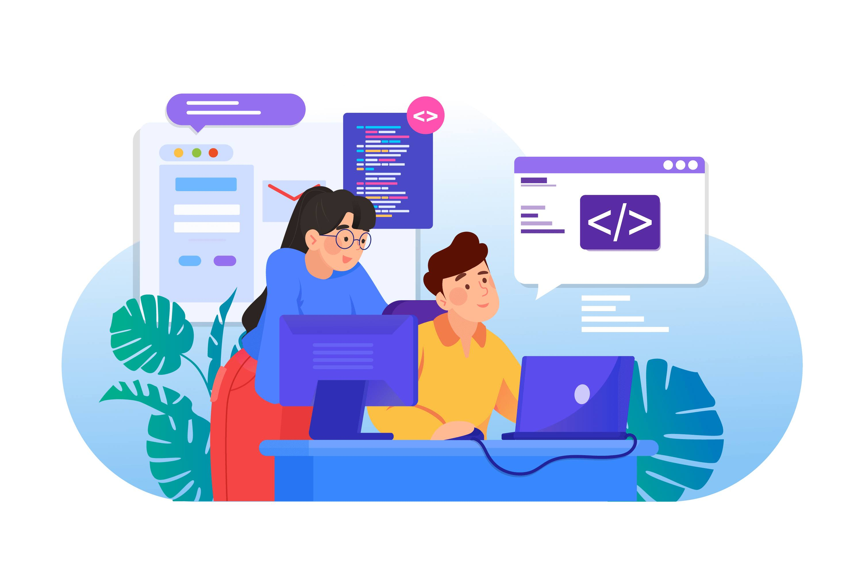 Website-programming