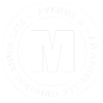 Avenue M – An Asheville Original Since 2010