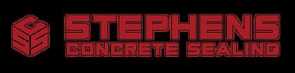 Stephens Concrete Sealing logo