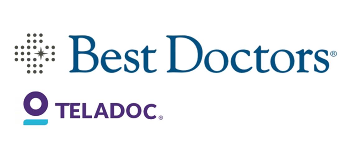 Best Doctors Teladoc Logo