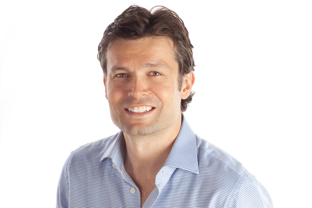 Headshot of Olivier Giner Chief Executive Officer of Adracare