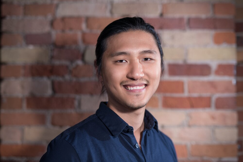 Headshot of James Jang Co-Chief Technology Officer