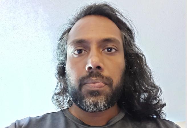 Headshot of Suhita Edirisinghe. Full Stack Developer.