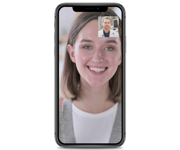 2 Ipads with video call