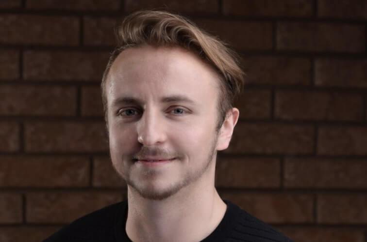 Headshot of Igor Tomachevski Vice President of Product