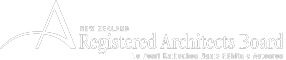 registered architects board logo