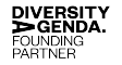 diversity agenda logo black