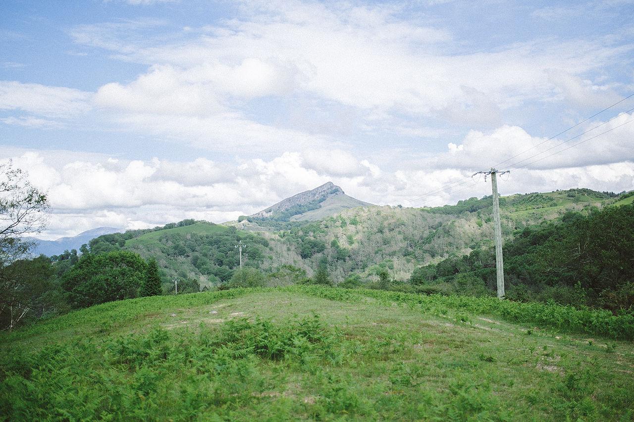 The Col de Lizarrieta