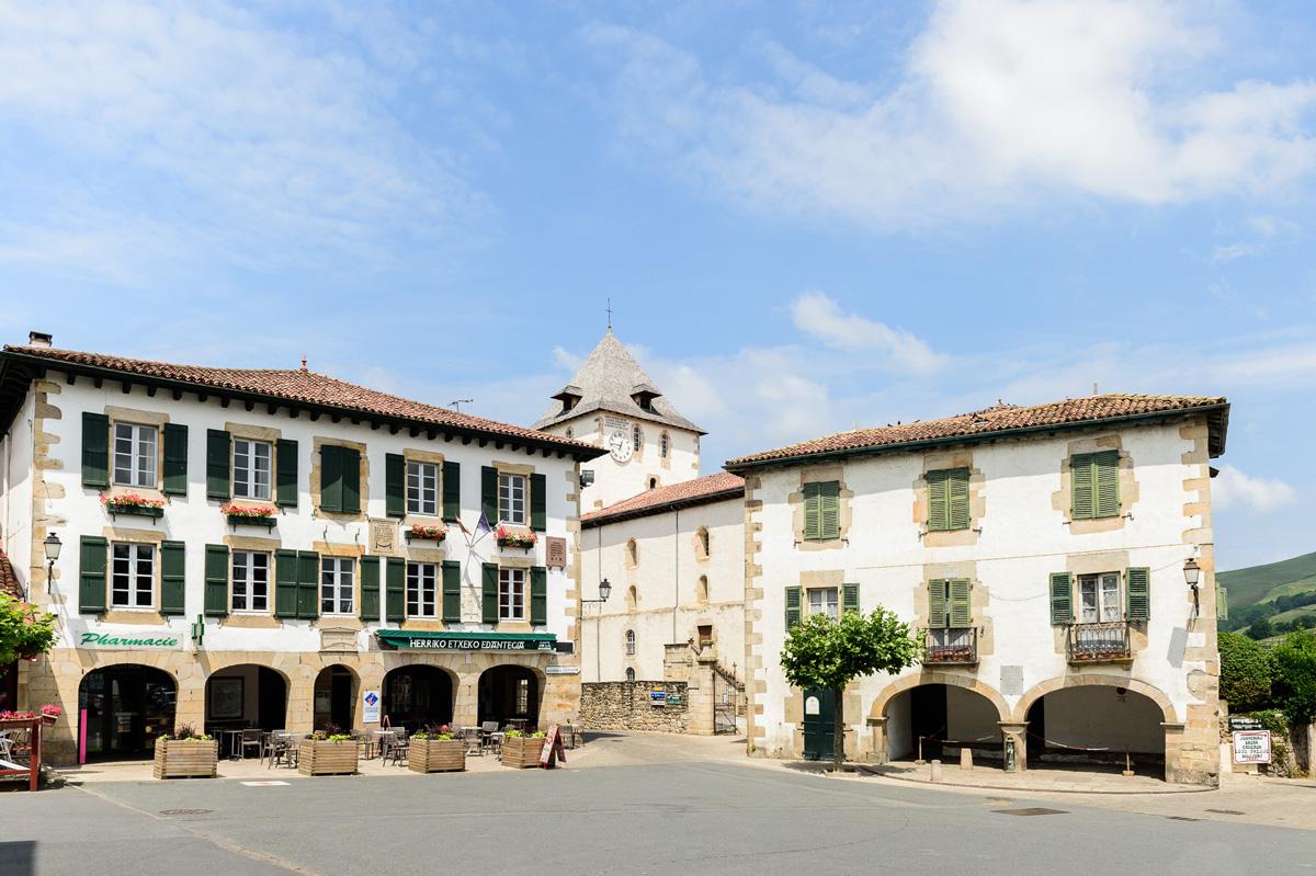 Sare, village classé