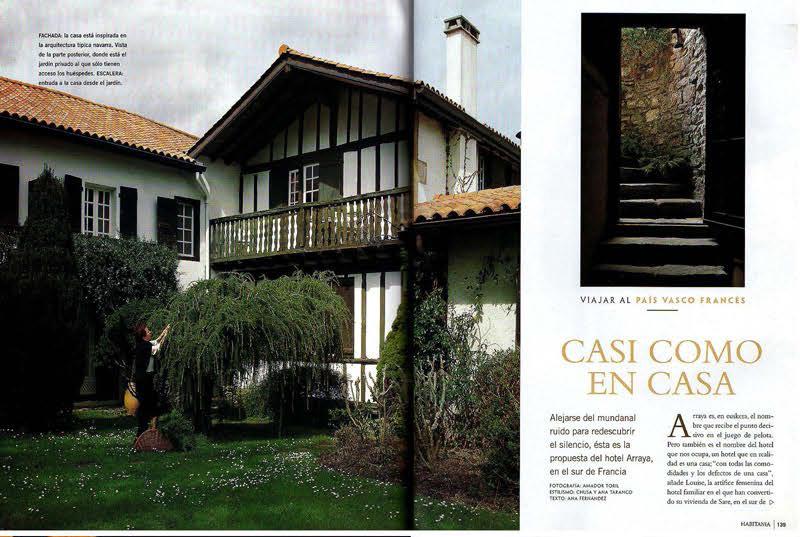 Magazine Espagnol Habitania